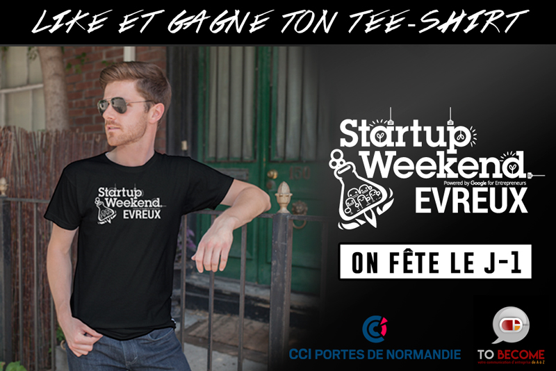 tee-shirt-startup-week-end-to-become-agence-communication-evreux