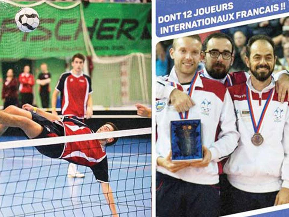 Championnat de France de Futnet