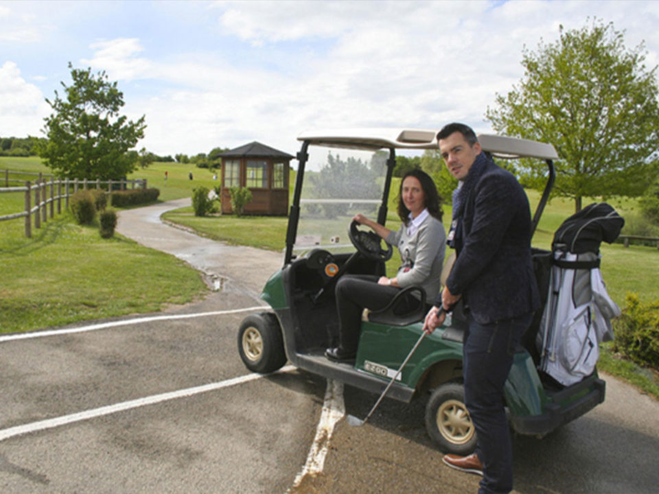 compétition de golf 2017
