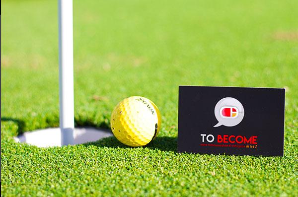 Compétition de golf, édition 2018
