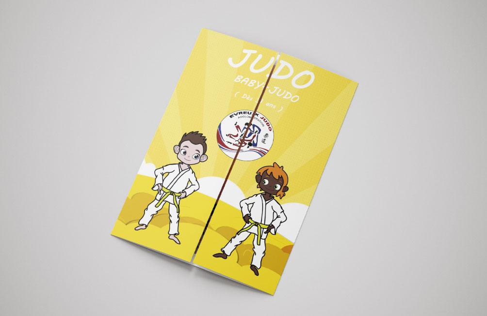 flyer evreux agglomeration judo junior