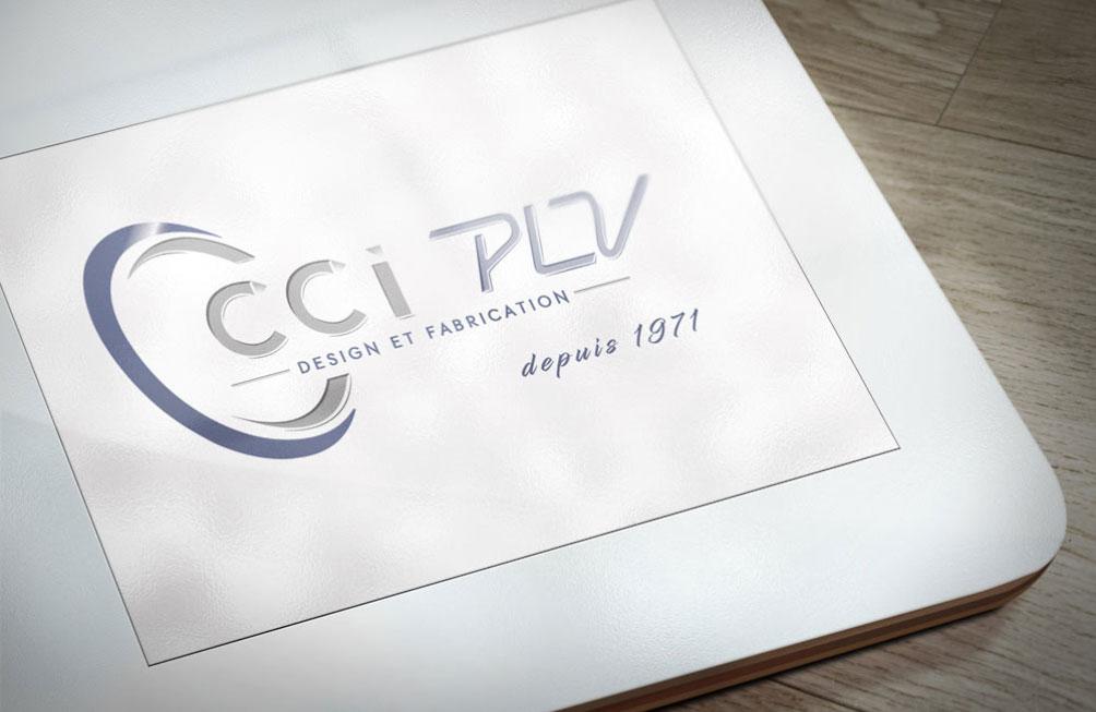 """Logo """"CCI PLV"""""""