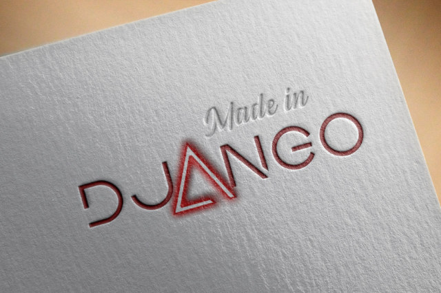 logo made in django